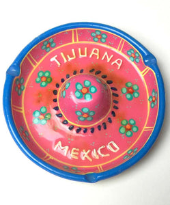Vintage Sombrero Ashtray