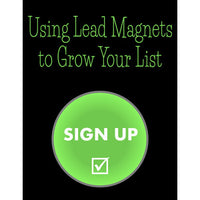 Using Lead Magnets to Grow Your List - PLR