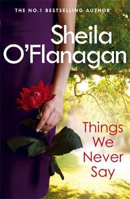 Things We Never Say: Family secrets, love and lies - this gripping bestseller will keep you guessing ...