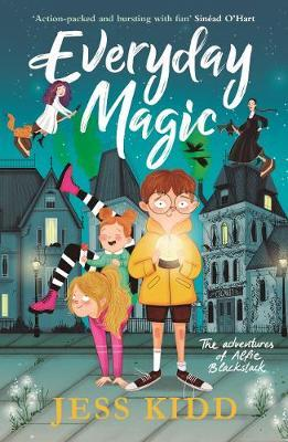 Everyday Magic: The Adventures of Alfie Blackstack
