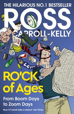 Rock of Ages by Ross O'Carroll Kelly
