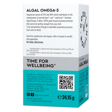 Load image into Gallery viewer, ALGAL OMEGA-3