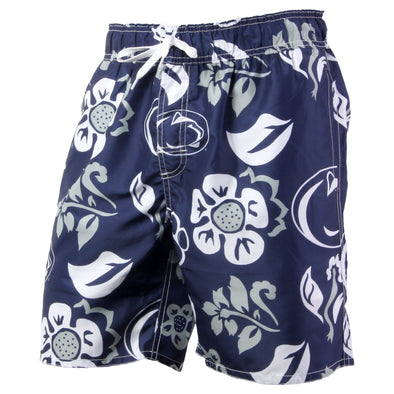 Wes & Willy Penn State Nittany Lions Men's Swim Trunks