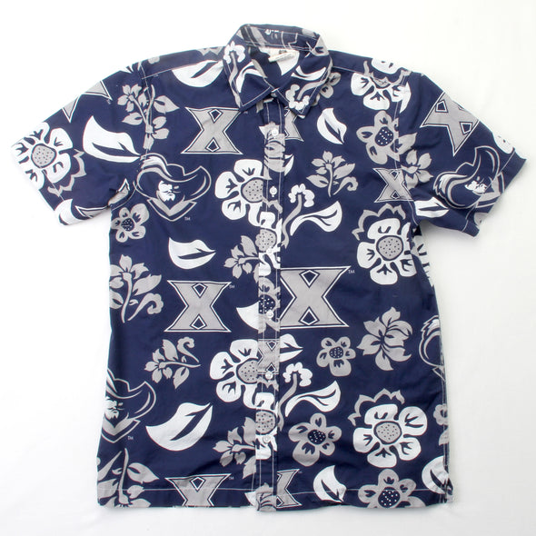 Wes & Willy Xavier Musketeer Men's Floral Shirt