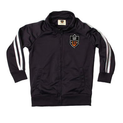 Wes & Willy Black Performance Jacket