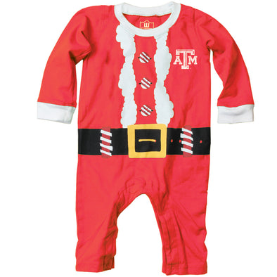 Wes & Willy Texas A&M Aggies Infant's Elf Romper
