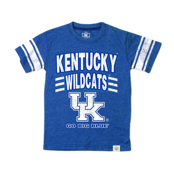 Wes & Willy Kentucky Wildcats Boy's SS Tee