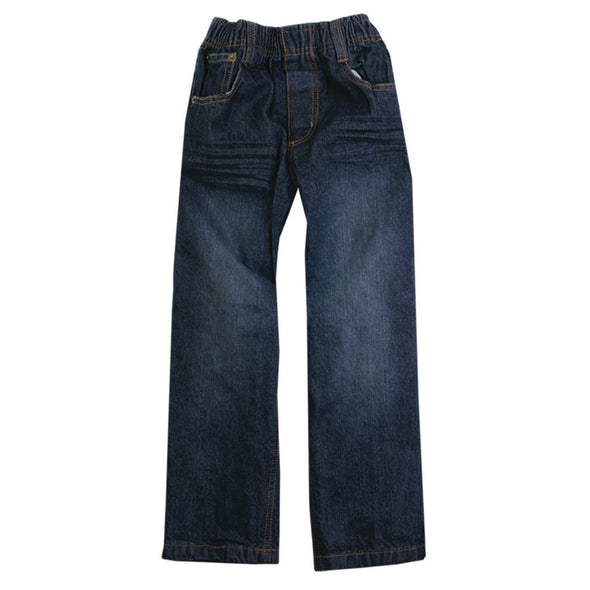 Wes & Willy Slim Fit Elastic Waist Jeans