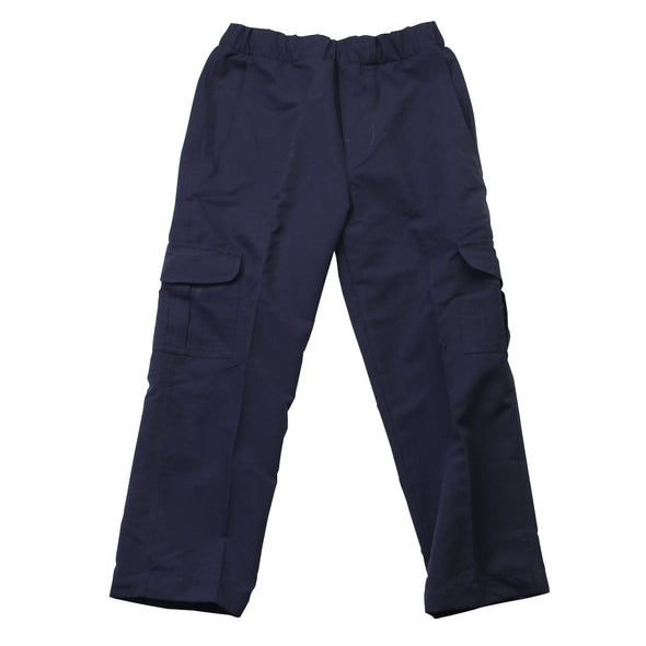 Wes & Willy Boy's Midnight Pull On Cargo Pant