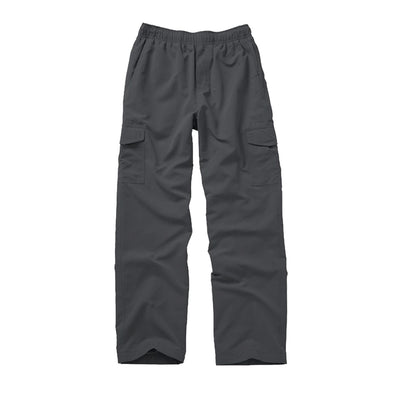 Wes & Willy Boy's Metal Pull On Cargo Pant