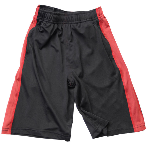 Wes & Willy Boy's Performance Short--Black
