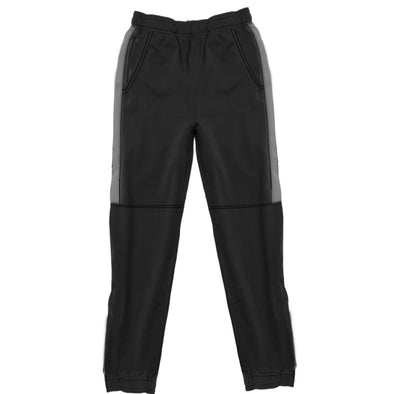 Wes & Willy Black Striped Performance Jogger