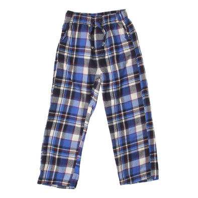 Wes & Willy Blue Moon Plaid Pant