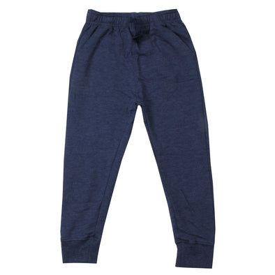Wes & Willy Boy's Midnight Blend Slub Fleece Jogger Pant