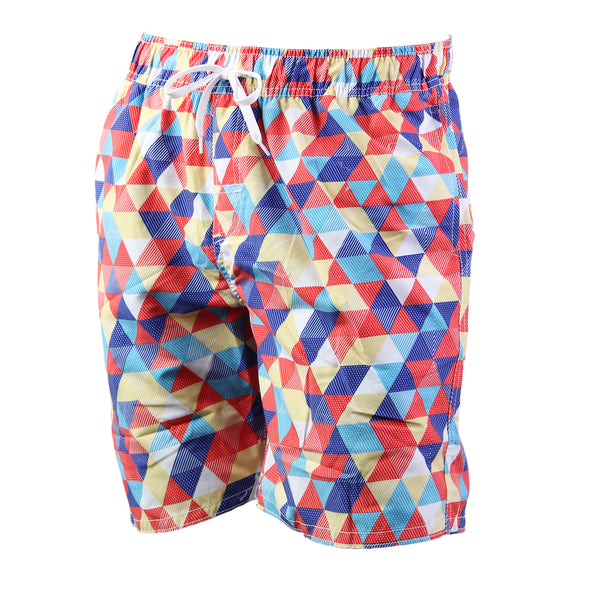 Wes & Willy Men's Triangle Volley Trunk