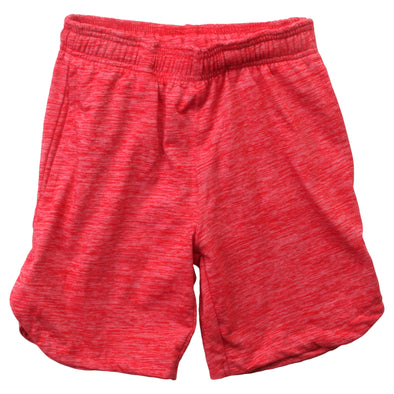 Wes & Willy Boy's Red Cloudy Short