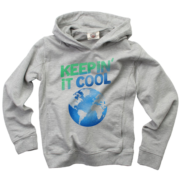 Wes & Willy Boy's Keep Cool Hoodie
