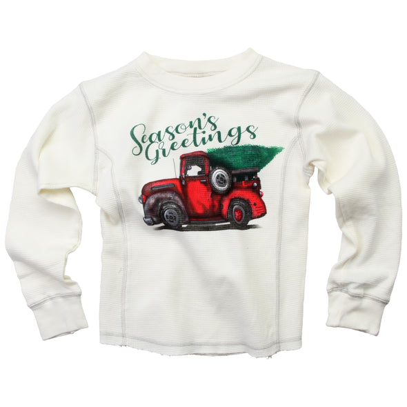 Wes & Willy Boys Seasons Thermal