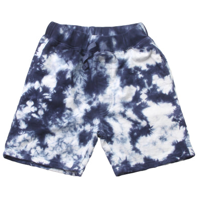 Wes & Willy Boy's Tie Dye Fleece Short