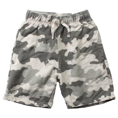 Wes & Willy Boy's Camo Fleece Shorts