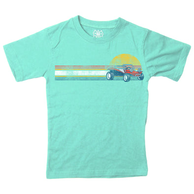Wes & Willy Boy's Dune Buggy Tee