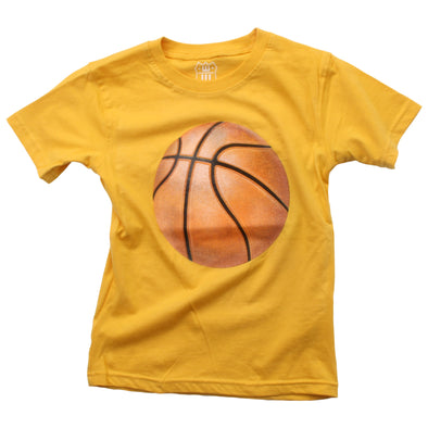 Wes and Willy Boy's Basketball Tee