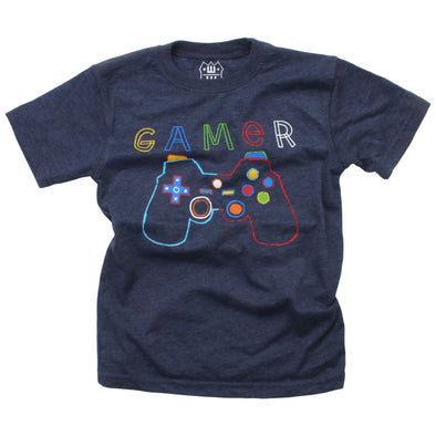 Wes and Willy Boy's Gamer Tee