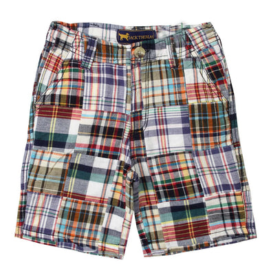 Jack Thomas Patchwork Short