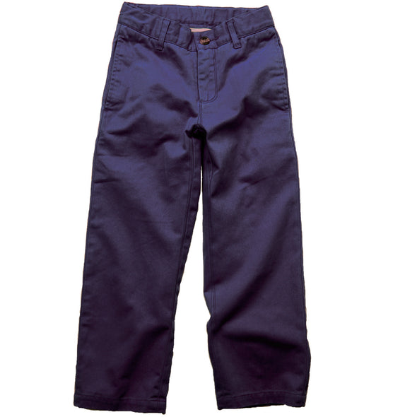 Wes & Willy JT Twill Pant/Navy
