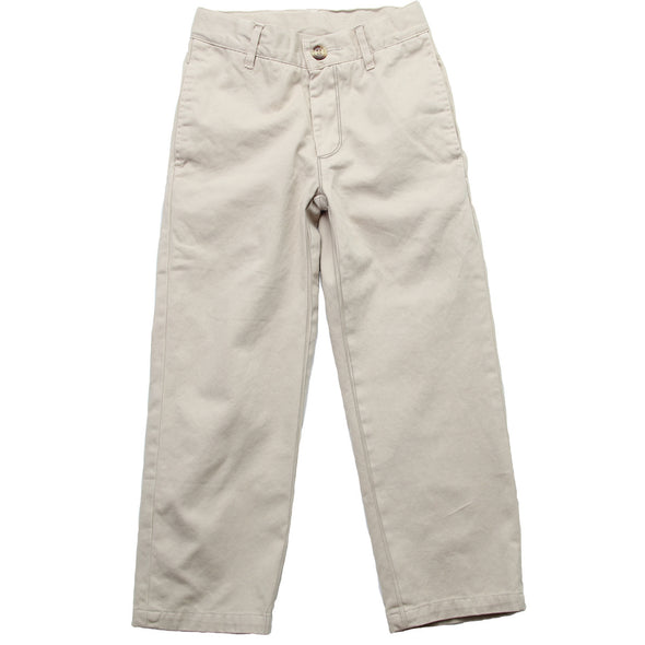 Wes & Willy JT Twill Pant/Sand