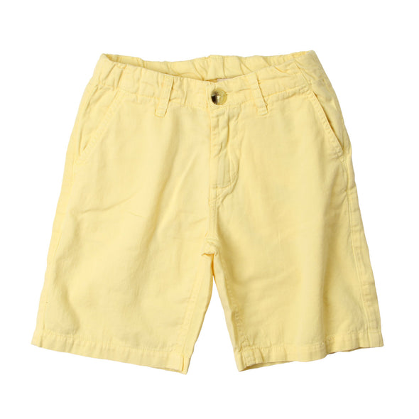 Wes & Willy JT Twill Short/Maize