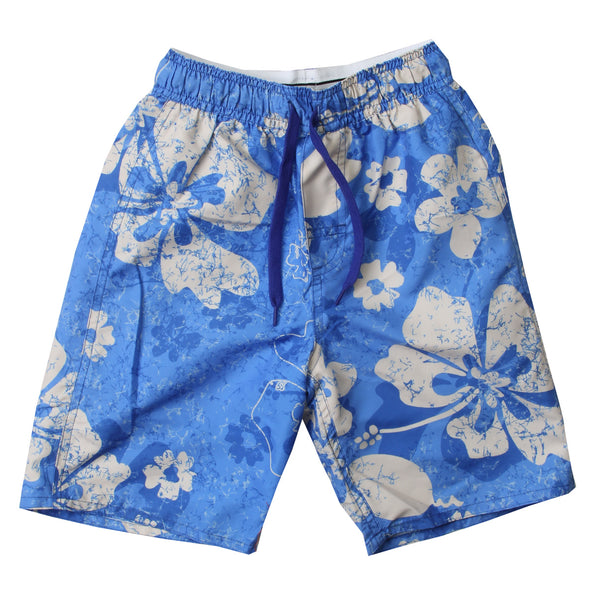 Jack Thomas Boy's Batik Swim Trunks