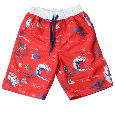 Jack Thomas Baby Boy's Surf Dog Swim Trunks