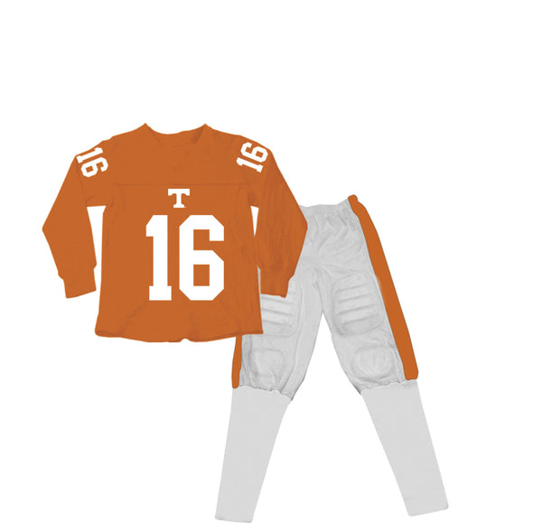 Wes & Willy Tennessee Volunteers Football Pajamas