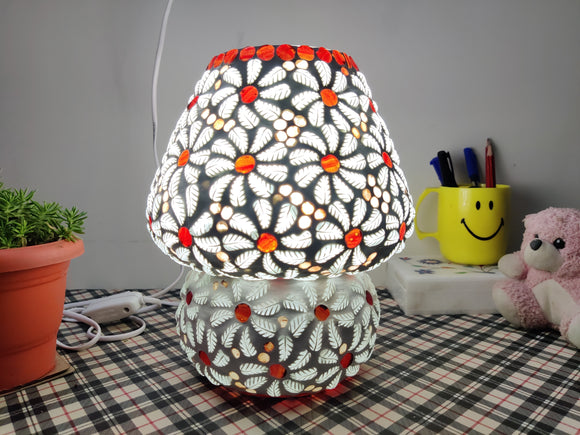 Cherry Leaves - Beautiful Handmade Table Lamp