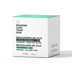 Biocolageno Gel Plus Algas Marinas + AH - Seasons Love Your Skin - SEO Optimizer