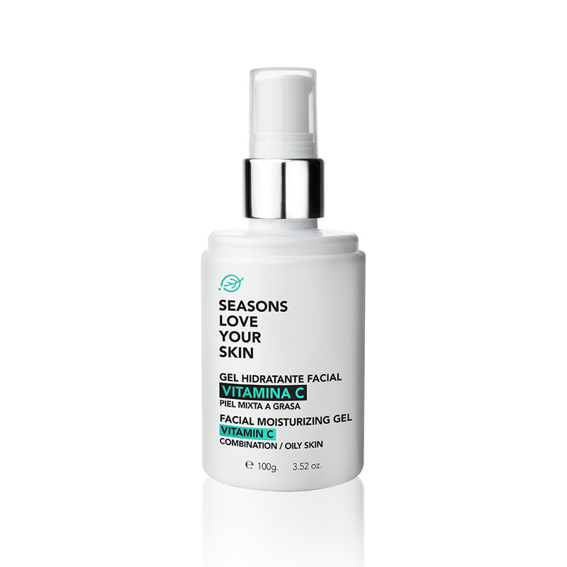 Gel Hidratante Facial Vitamina C - Seasons Love Your Skin - SEO Optimizer
