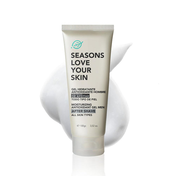 Gel Hidratante Antioxidante Hombre - Seasons Love Your Skin - SEO Optimizer