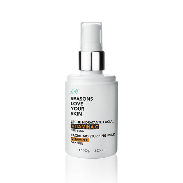 Leche Hidratante Facial Vitamina C - Seasons Love Your Skin - SEO Optimizer