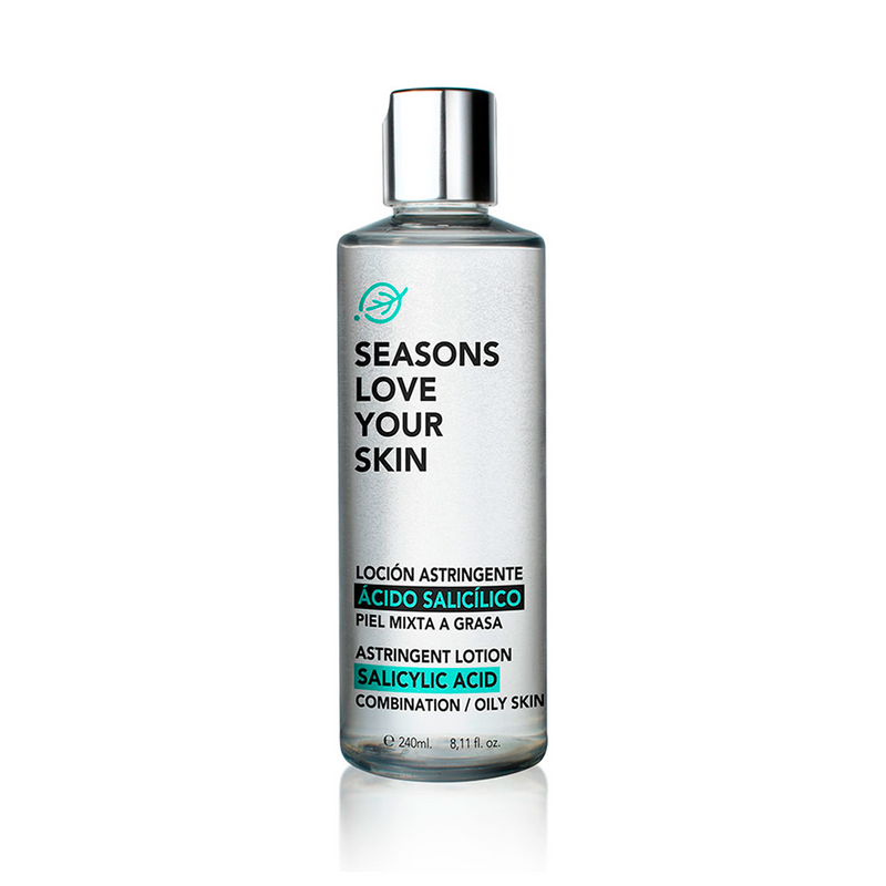 Loción Astringente Ácido Salicílico - Seasons Love Your Skin - SEO Optimizer