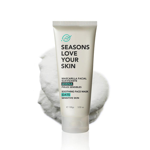 Mascarilla Facial Suavizante Avena - Seasons Love Your Skin - SEO Optimizer
