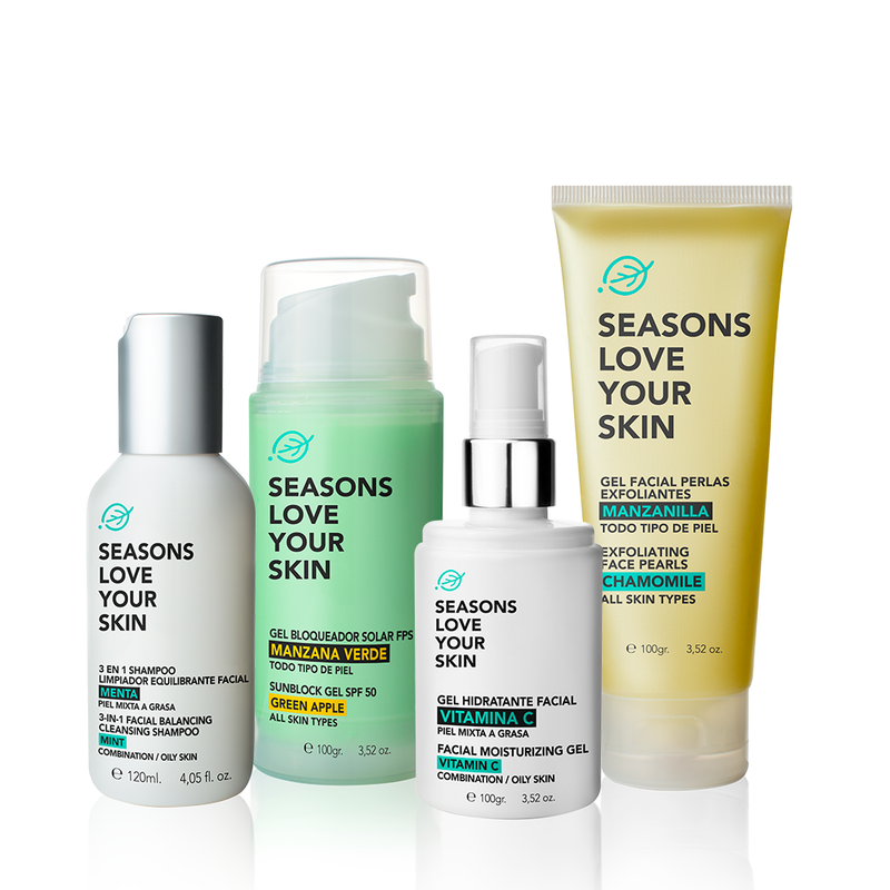 Seasons Basic Care +15 4 Pack - Seasons Love Your Skin - SEO Optimizer
