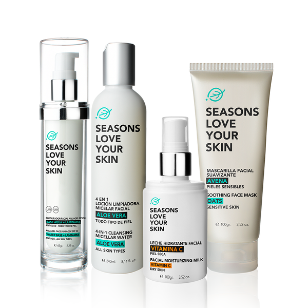 Seasons Sensitive Skin 4 Pack - Seasons Love Your Skin - SEO Optimizer