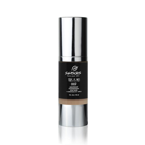 THIS IS ME!  Maquillaje Liquido a prueba de agua (007) - Seasons Love Your Skin - SEO Optimizer
