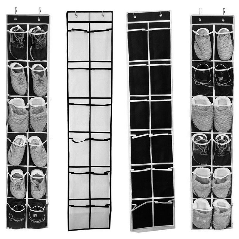 Ultimate Door Shoe Organizer