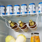 Fridge Bottle Rack