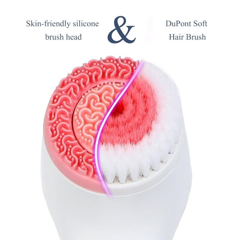 Facial Cleansing Brush Lumispa Face Spin Brush