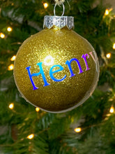 Load image into Gallery viewer, Christmas Tree Baubles - WITHOUT personalisation