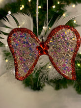 Load image into Gallery viewer, Christmas Tree Angel Wings