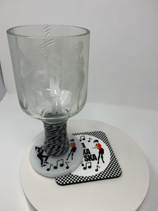 Unique SKA glass